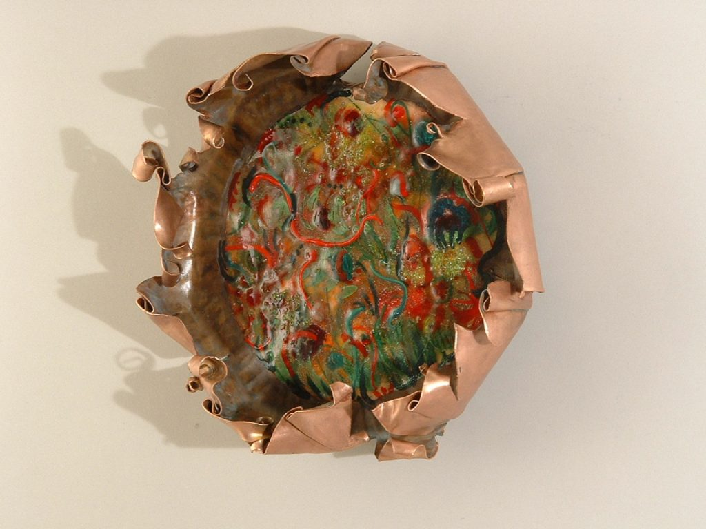 Enameled Copper