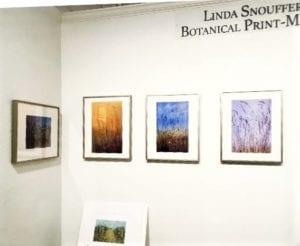 Linda Snouffer Botanical Printmaker